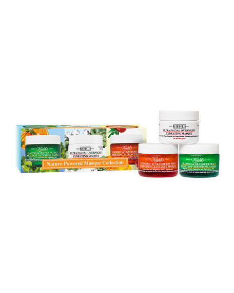 Kiehl's Since 1851 Nature Powered Masque Set ($47