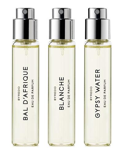 La Sélection Best-Sellers – Bal d'Afrique, Blanche, & Gypsy Water, 3 x 12 mL