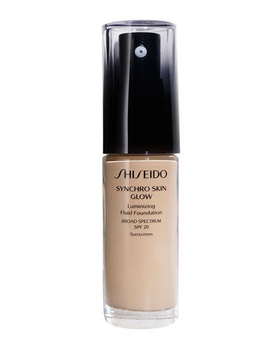 Synchro Skin Glow Luminizing Fluid Foundation Broad Spectrum SPF 20