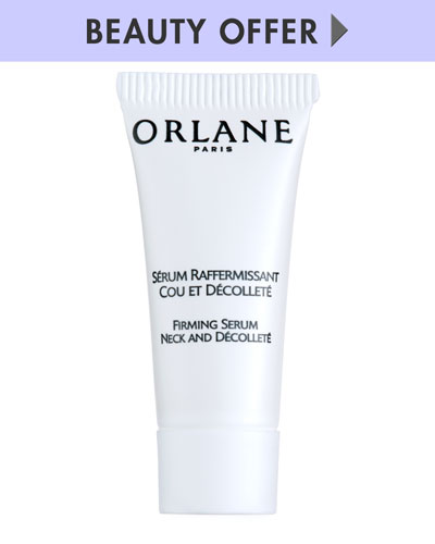 Yours with any $75 Orlane purchase—Online only*