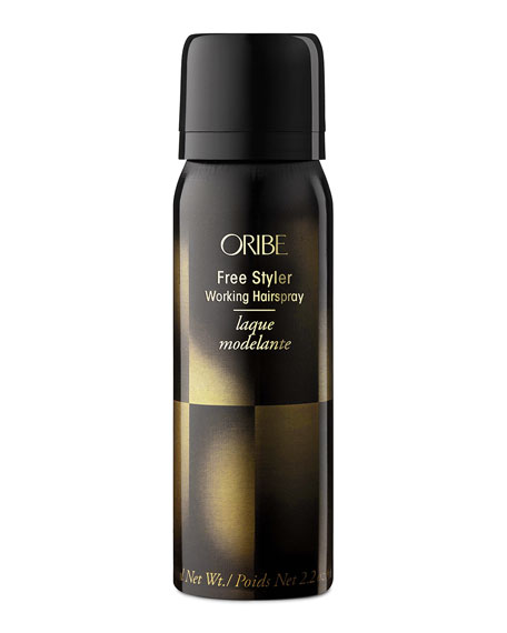 Oribe Free Styler Working Hairspray, Purse Size, 2.5