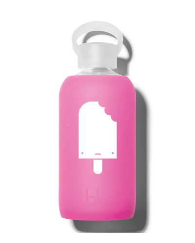 Glass Water Bottle, Baby Popsicle, 500 mL