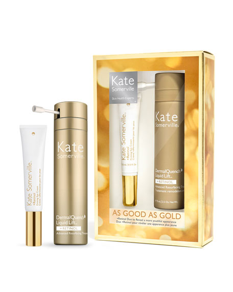 Kate Somerville Limited Edition As Good As Gold