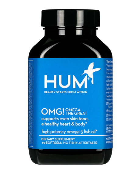 Hum Nutrition OMG! Omega The Great™ Supplement