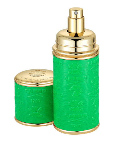 Deluxe Leather Atomizer, 1.7 oz./ 50 mL