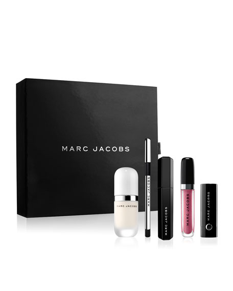 Marc Jacobs Effortlessly Irresistible ?? 5-Piece Beauty