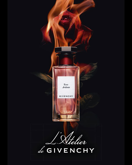 L'Atelier de Givenchy Rose Ardente, 3.4 oz./ 100 mL