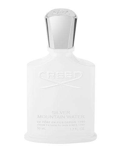 Silver Mountain Water, 1.7 oz./ 50 mL