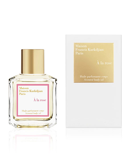 À la rose Body Oil, 70 mL