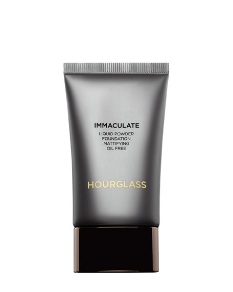 Hourglass Cosmetics Immaculate Liquid Powder Foundation, 1.0 oz.