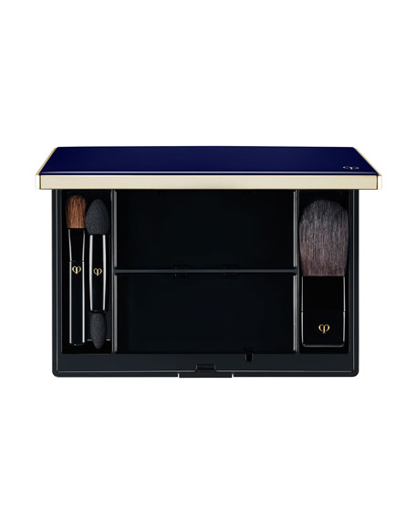 Cle De Peau Limited Edition Customizable Makeup Case