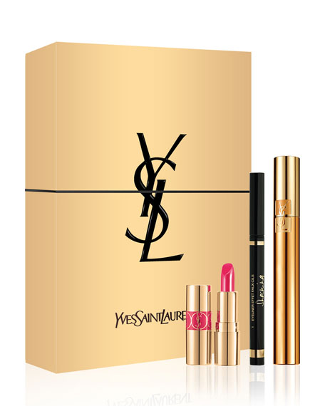 Saint Laurent Limited Edition Extravagant Eyes Faux Cils