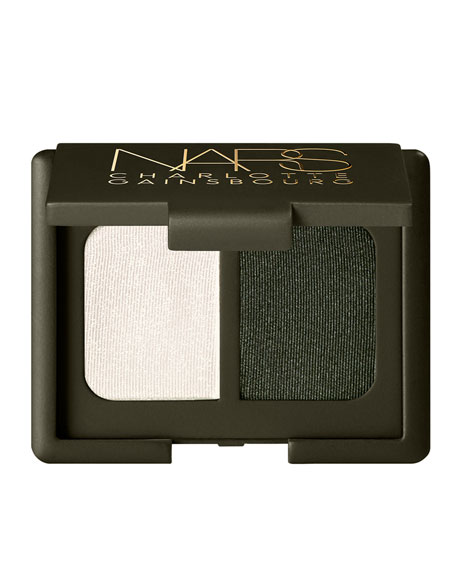 NARS Limited Edition Charlotte Gainsbourg Collection Velvet Duo
