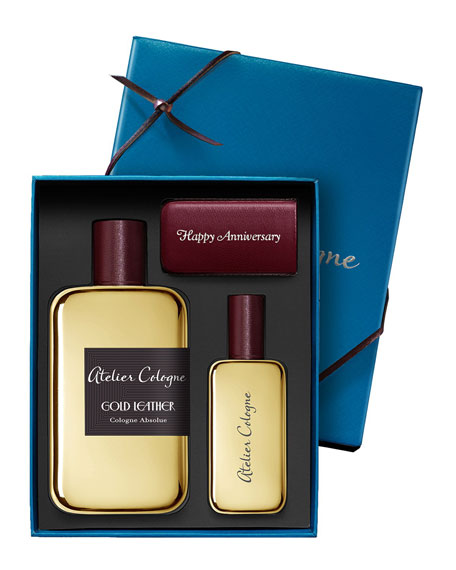 Atelier Cologne Gold Leather Cologne Absolue, 200 mL