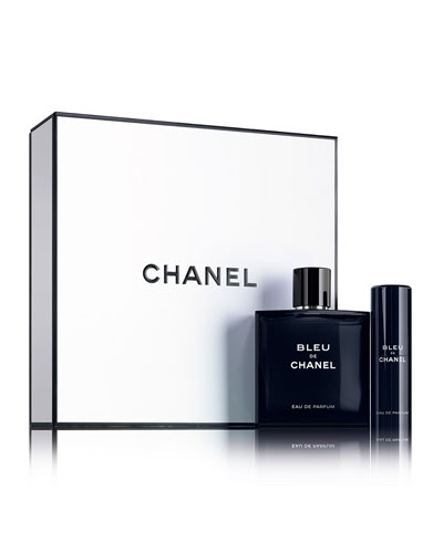 <b>BLEU DE CHANEL</b><br> TRAVEL SPRAY SET