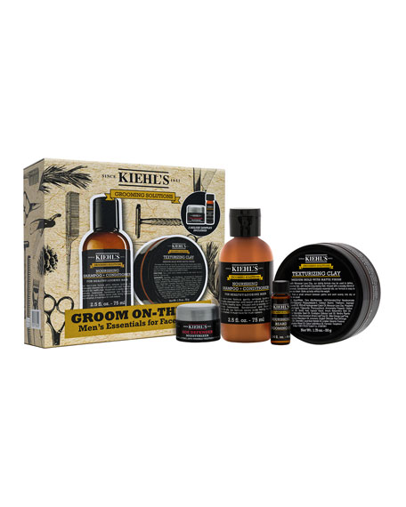Kiehl's Since 1851 Limited Edition Men's Grooming Set