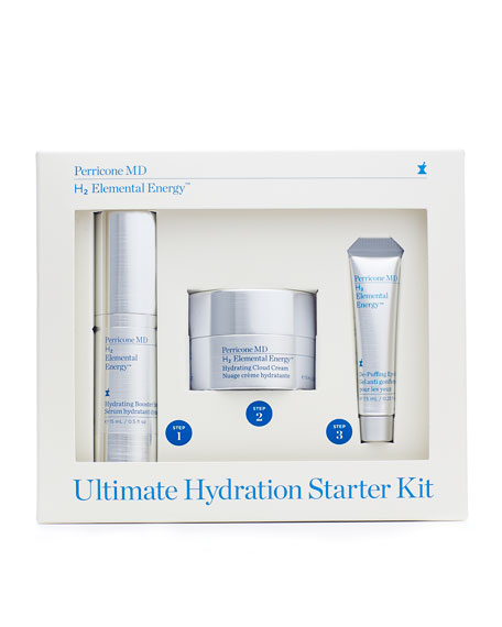Perricone MD Ultimate Hydration Starter Kit (A $111