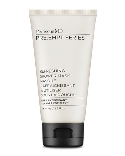 Pre:Empt Series Refreshing Shower Mask, 2.5 oz.