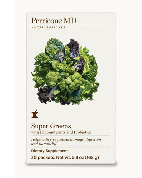 Super Greens 30-Day Dietary Supplement