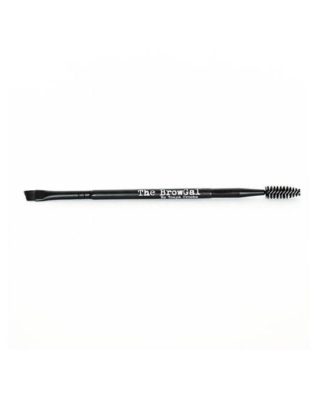 Eyebrow Brush With Spoolie
