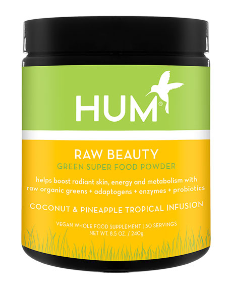 Hum Nutrition Limited Edition Raw Beauty Coconut Pineapple