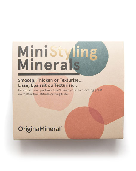Mini Styling Minerals