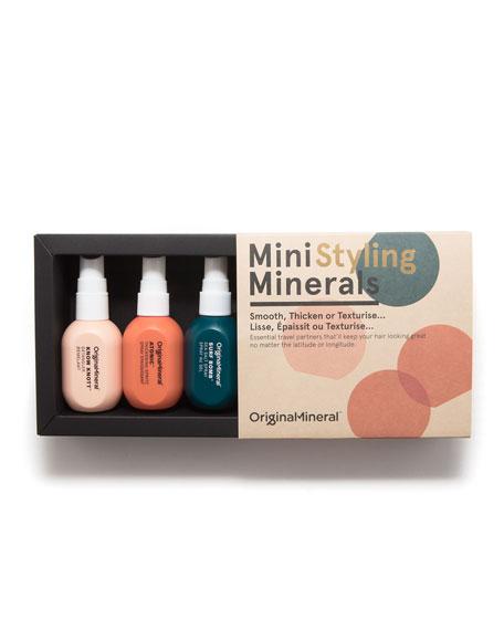 Original & Mineral Mini Styling Minerals