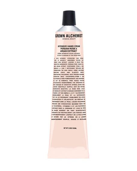Intensive Hand Cream – Persian Rose & Argan Extract, 2.3 oz./ 65 mL