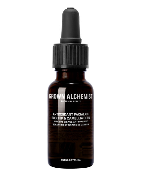 Grown Alchemist Anti-Oxidant Facial Oil – Rosehip/Camellia Seed,