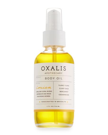 Louisa Body Oil, 4.0 oz.