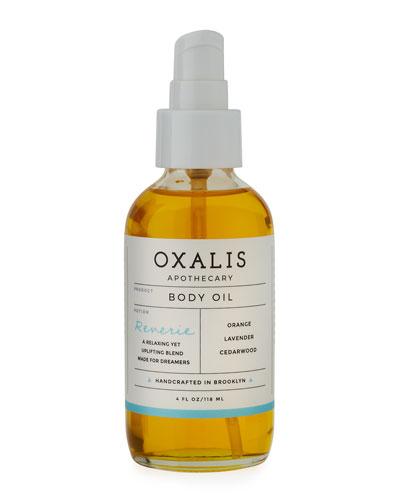 Reverie Body Oil, 4.0 oz.