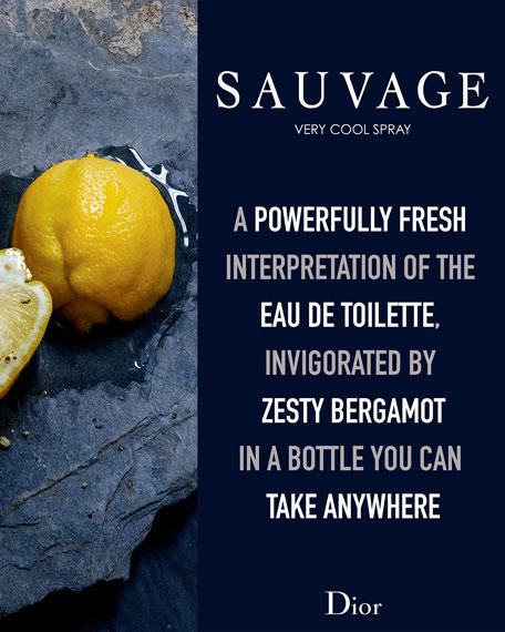 Sauvage Cool Spray Eau de Toilette, 3.4 oz./ 100 mL