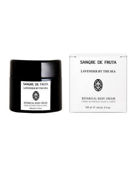 Sangre de Fruta Botanical Body Cream, Lavender by
