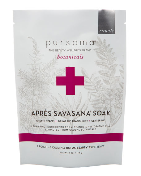 Pursoma Apres Savasana Soak, 4 oz.
