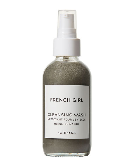 French Girl Organics Cleansing Wash