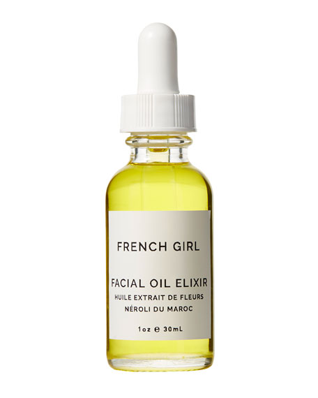 French Girl Organics Facial Oil Elixir