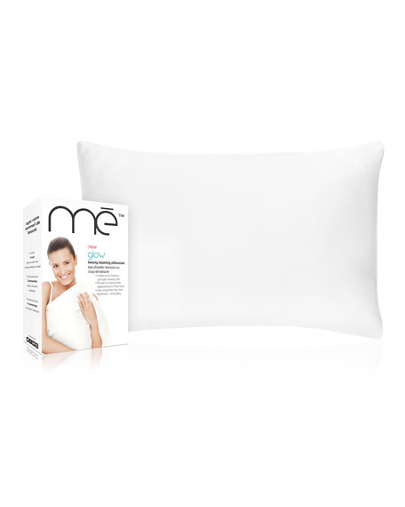 me glow Beauty Boosting Pillowcase