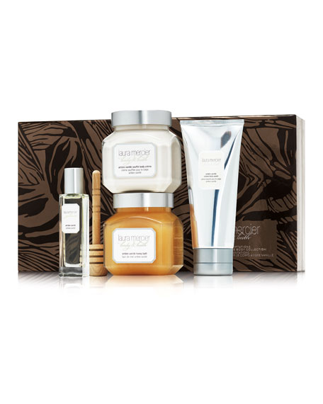 Laura Mercier Sweet Temptations Ambre Vanille Luxe Body