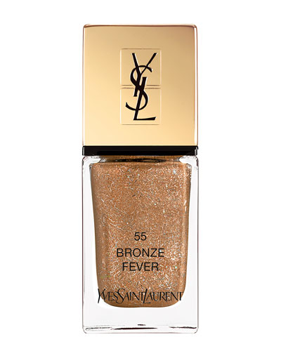 Limited Edition Night 54 La Laque Couture Nail Lacquer, 55 Dancing Bronze