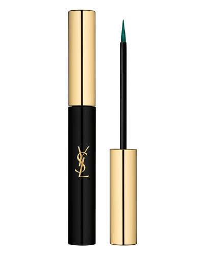 Limited Edition Night 54 Couture Liquid Eyeliner, 3 Green