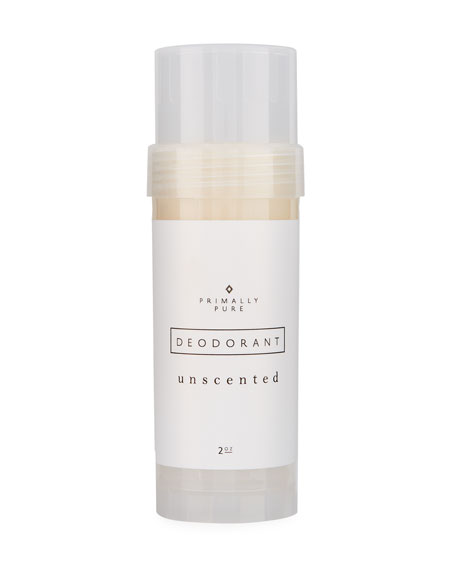 Primally Pure Unscented Deodorant