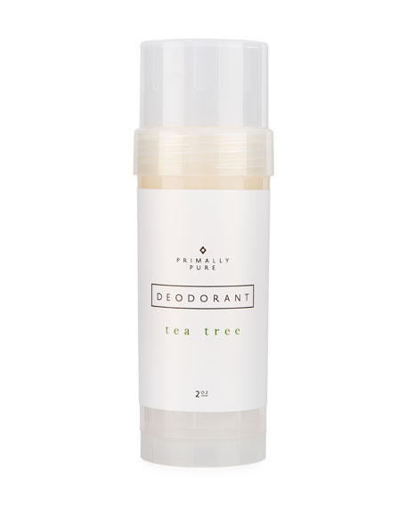 Primally Pure Tea Tree Deodorant