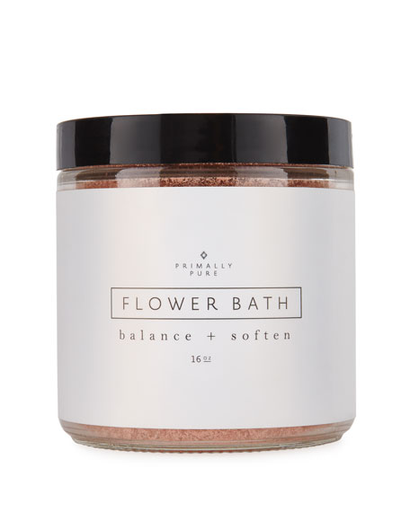 Primally Pure Flower Bath