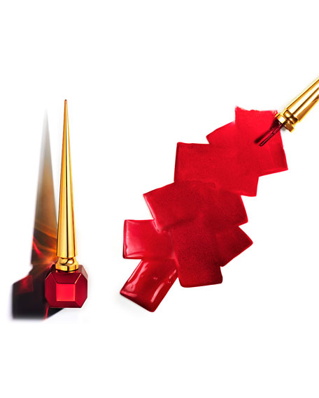 Rouge Louboutin Metalissime Nail Colour