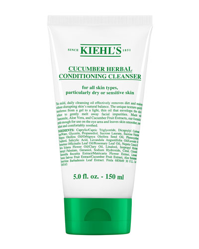 Cucumber Herbal Conditioning Cleanser, 150 mL