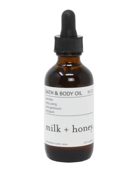 Bath & Body Oil No. 22, 2.0 oz.