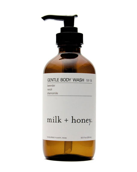 milk + honey Gentle Body Wash No. 14,