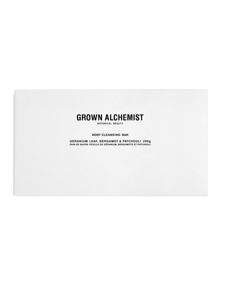 Grown Alchemist Body Cleansing Bar – Geranium
