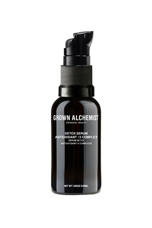 Grown Alchemist 1 oz. Detox Serum Antioxidant +3 Complex