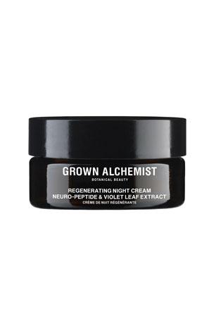 Grown Alchemist Regenerating Night Cream - Neuro-Peptide/Violet Leaf